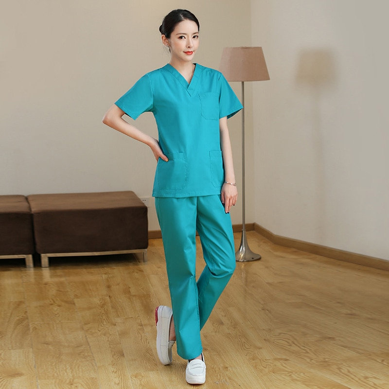 Sherlock Medical Uniform - Three Pocket Scrub