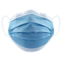 Sherlock™ Disposable Surgical Mask - 3 Ply (Pack of 50)