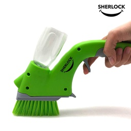 Sherlock® Spray-N-Scrub