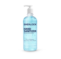 Sherlock Extra Strength Hand Sanitizer Gel - 200 ml